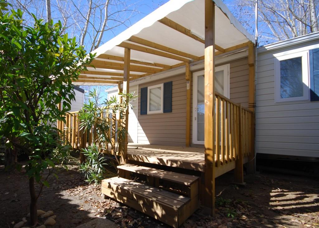 Mobil home super les jardins de tivoli camping for Camping le jardin de tivoli
