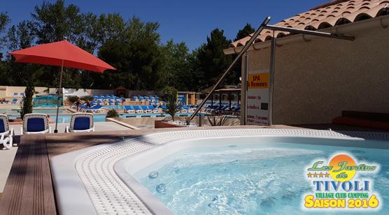Espace aquatique les jardins de tivoli camping for Camping le jardin de tivoli